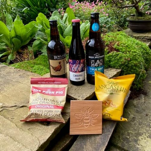 Craft Ale & Snack Pack